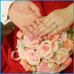 結婚式(o´罒`o)