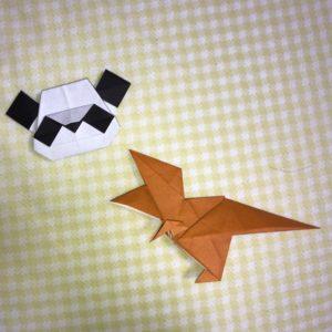 折り紙&発表会