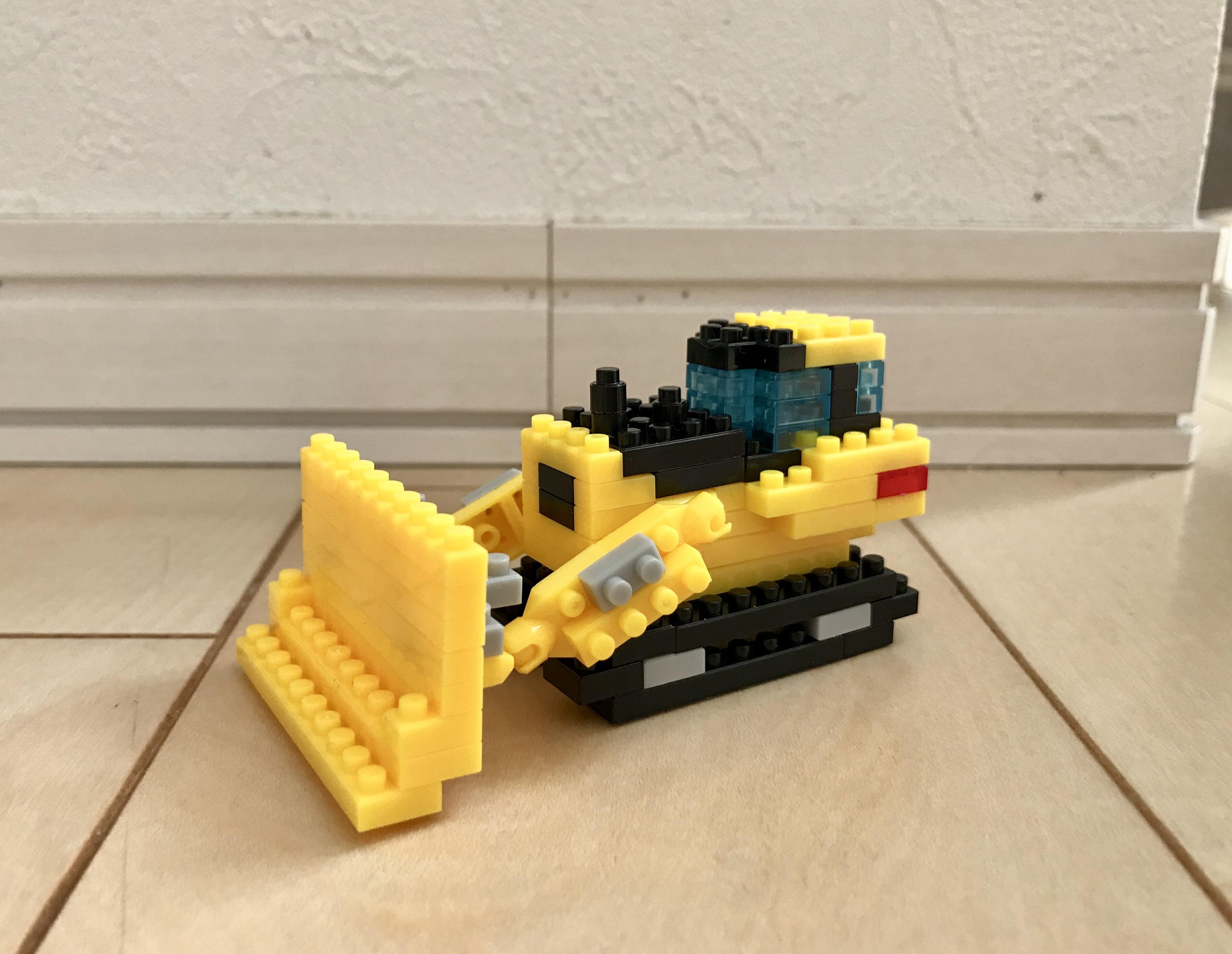 プチブロック働く車⑤